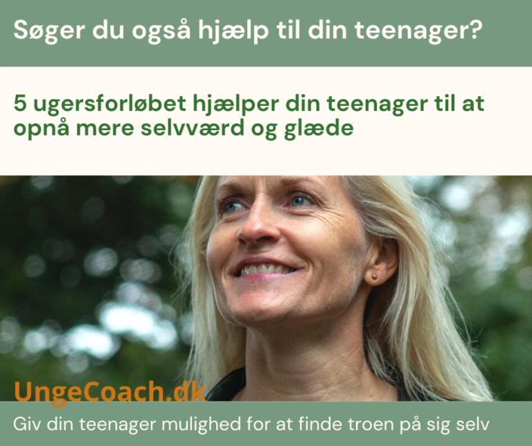 Hjælp til din teenager